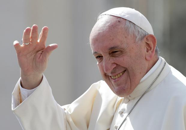 Francis will celebrate mass in Phoenix Park on August 26