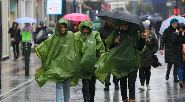 Disappointment for Ed Sheeran and GAA fans as shivers and showers expected for weekend days out