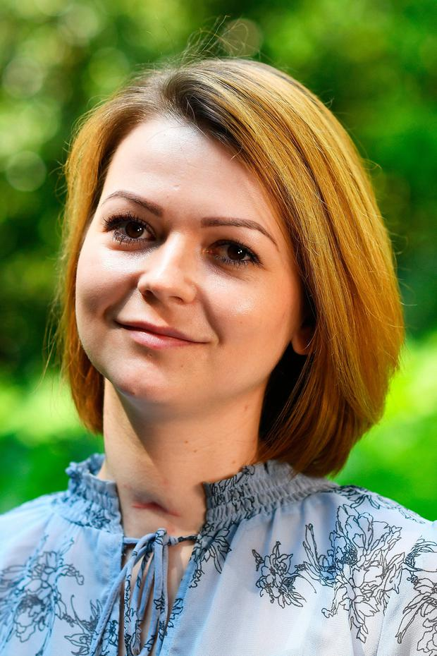 Yulia and Sergei Skripal were poisoned with Novichok