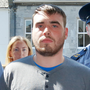 Accused man Blake Sweeney. Photo: Frank McGrath/Irish Independent