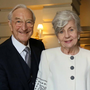 Dr Martin Naughton and his wife Carmel