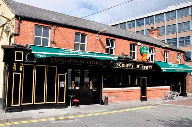 Plan would involve pulling down Scruffy Murphy's