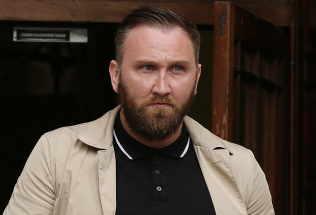 James Mangan 'felt horrible' being accused of dealing drugs. Photo: Collins