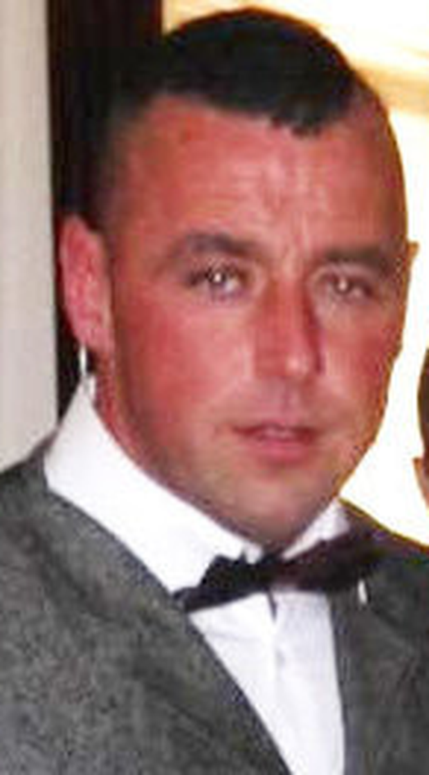 Jonathan Keogh (pictured) denies the murder of Gareth Hutch