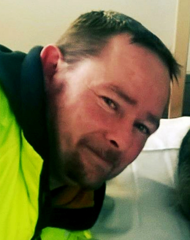 Vincent Kelly was found unconscious with serious head injuries outside the Royal Hotel in Bray
