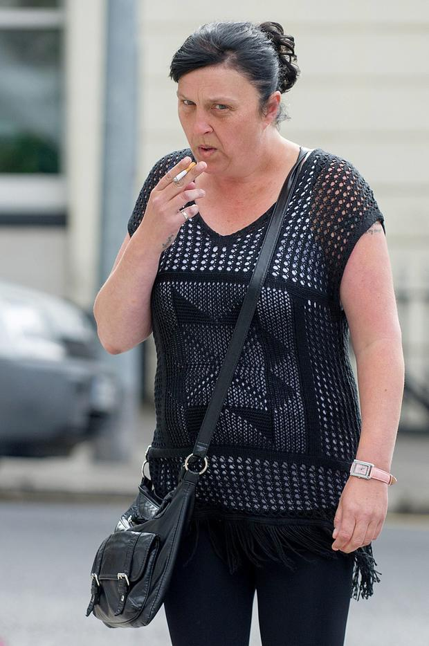 Paula Farrell was remanded