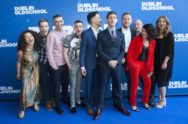 Dublin oldschool cast