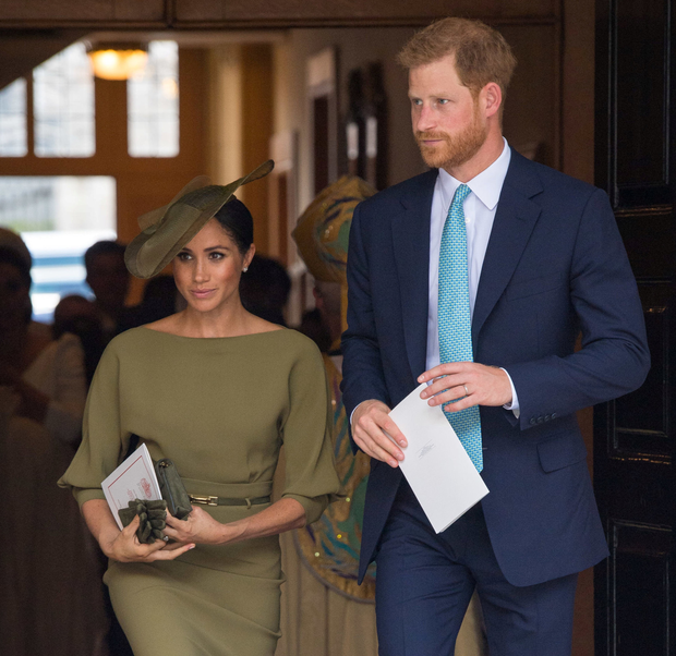Harry and Meghan. Photo: Reuters