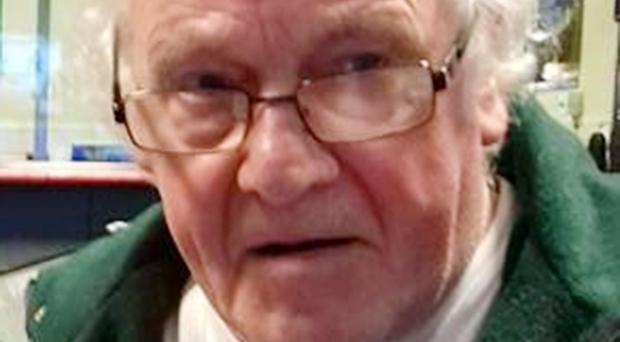 Anthony Timms died after celebrating his 74th birthday in the pub