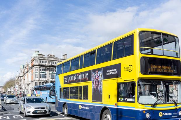 Dublin Bus completes 136 million trips every year