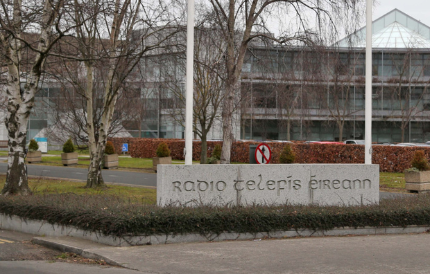 Land was sold at the RTE campus in Donnybrook