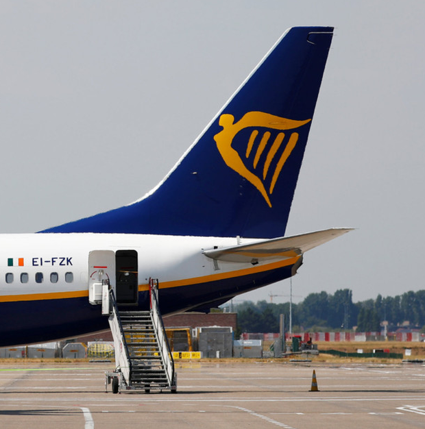 So far, Ryanair has scrapped 146 flights due to the strike
