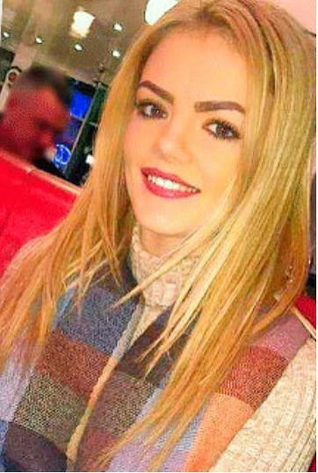 Chantelle Craig paid €250 compensation to the injured party