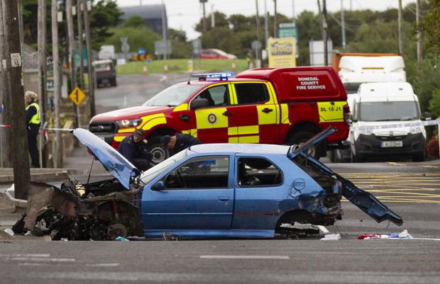 Young Mother And Man Killed In Early Morning Car Crash Herald Ie