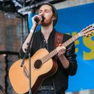 Singer Hozier named Tom Waits as one of his heroes