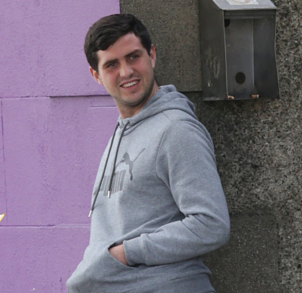 Calvin Fitzsimons has been attending counselling. Photo: INM