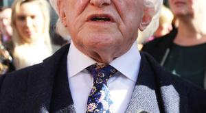Michael D Higgins 'doesn't care about material things'