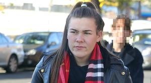 Rebecca Kelly was hurt on the Luas Red Line aged 13