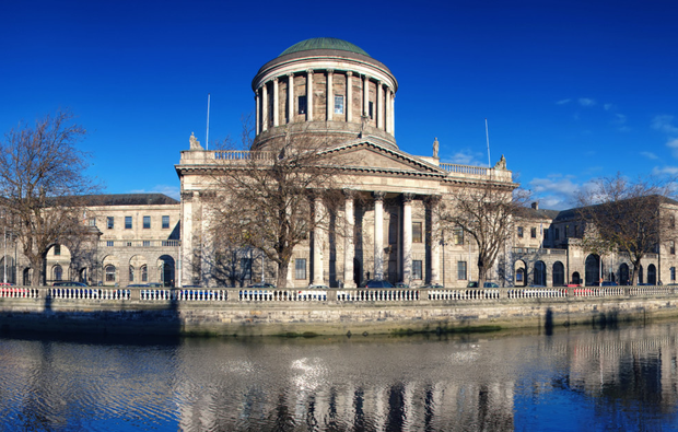 High Court in Dublin was the setting for the case involving feuding family
