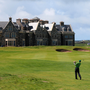 The Doonbeg golf resort.