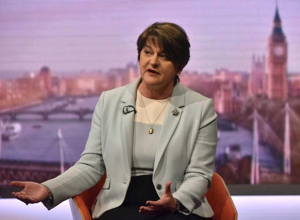 Business leaders don't waver on withdrawal agreement support after DUP meeting
