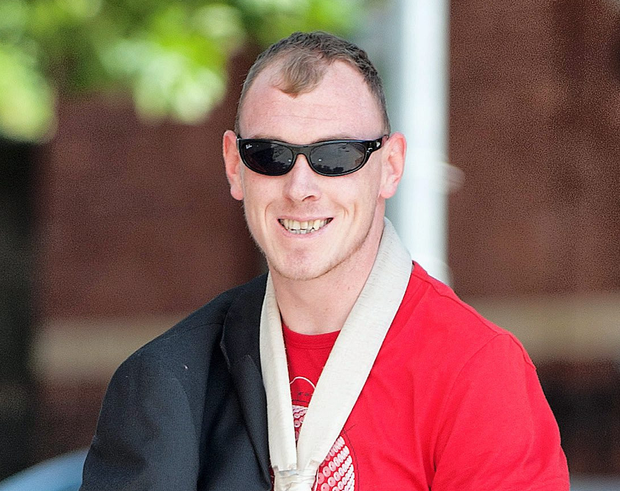 Paul Brannigan was sentenced to two years and 10 months. Photo: Collins Courts