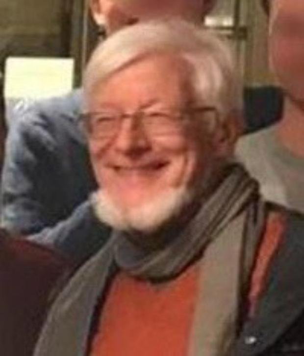 Lecturer John Dowling was stabbed and killed in Paris