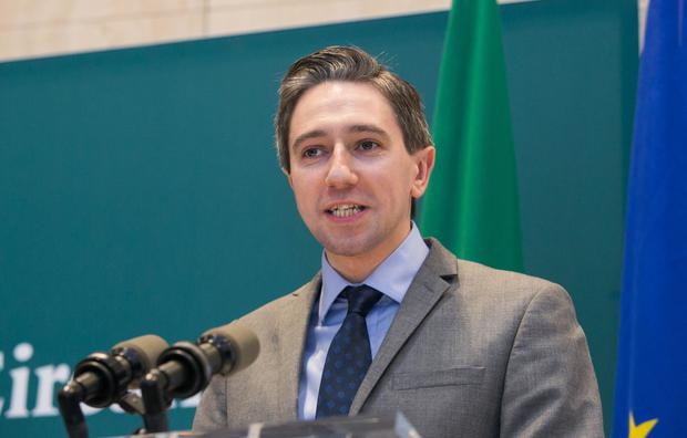 Health Minister Simon Harris