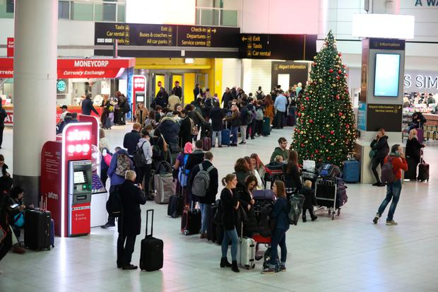 Gatwick Airport aims for full schedule following arrests for drone disruptions