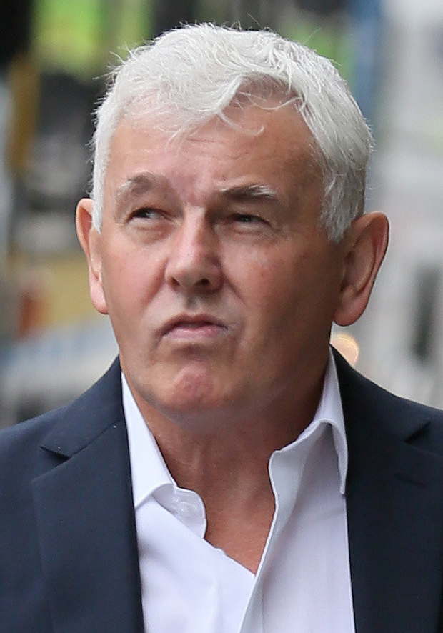 John Gilligan is accused of money laundering offences