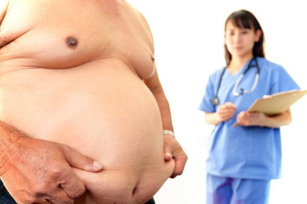A total of 108 patients underwent procedures to surgically limit their food intake and reduce their weight
