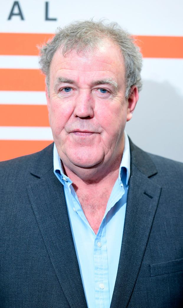 Presenter Jeremy Clarkson