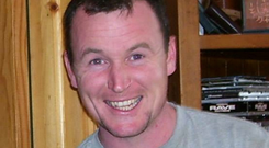 Father-of-three Peter Butterly was murdered in 2013