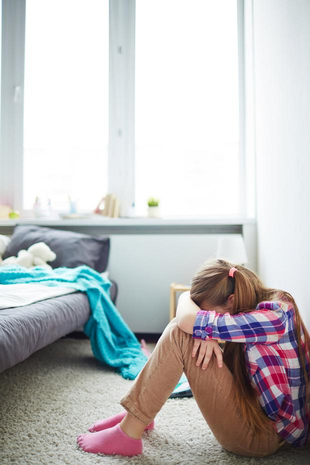 More young people are seeking counselling (Picture posed)