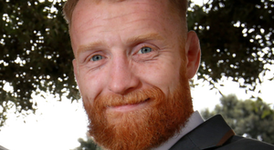 Retired UFC fighter Paddy 'The Hooligan' Holohan