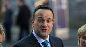Taoiseach Leo Varadkar 'did not reference any specific firm'