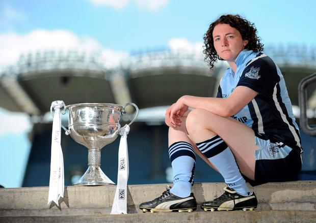 Cliodhna O'Connor wants female role models