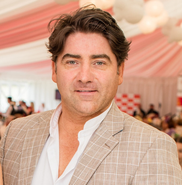 Singer Brian Kennedy is auctioning his pictures