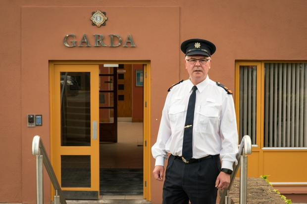 The man asked officers at Bray Garda Station to lock him up