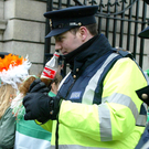 Gardai will check drinks
