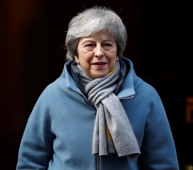Theresa May will try to put her deal before parliament again