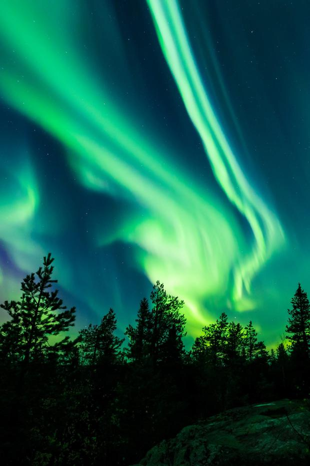 keep your eye on the sky as northern lights may appear in