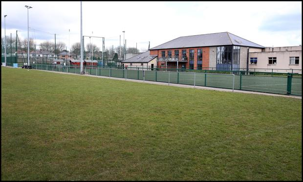 Pitches at Na Fianna GAA club will not have to close