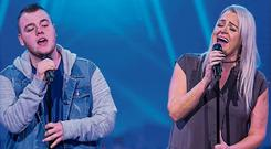 Brandon and Sharon will audition again on this week's Ireland's Got Talent