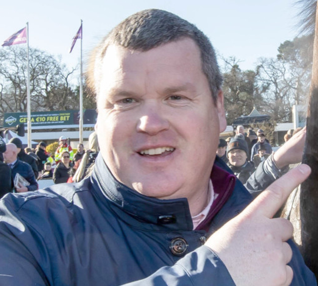 Witness Gordon Elliott
