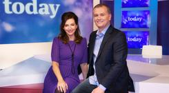 Maura Derrane and Daithi O Se look set for more air time