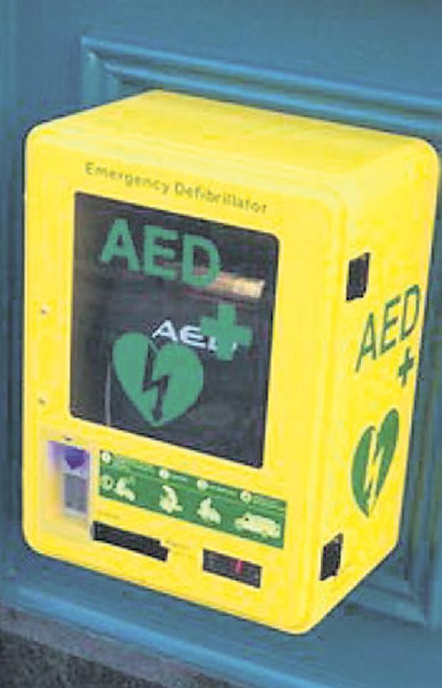 Defibrillators can save lives