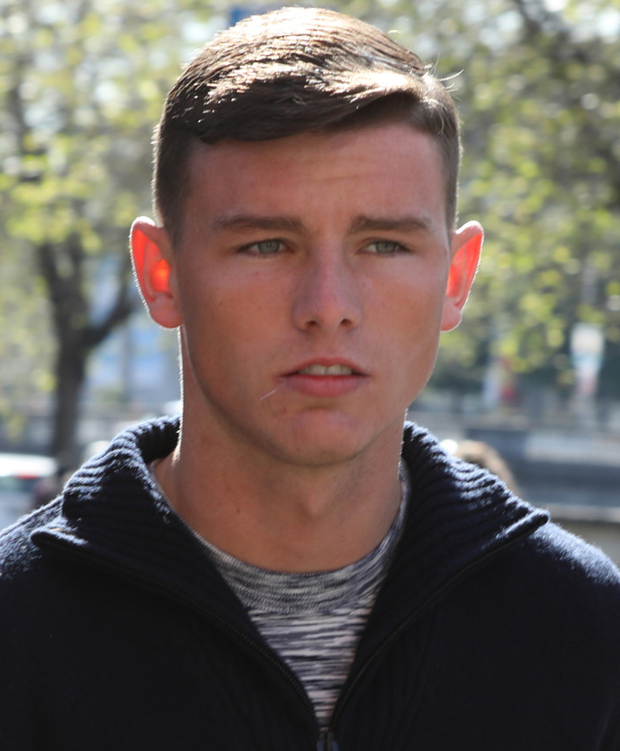 Lee Byrne (pictured) and Lee Gibson received an apology
