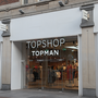 Topshop/Topman at Jervis St is one of the stores set to close. Photo: Owen Breslin