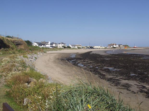 The Skerries coastline